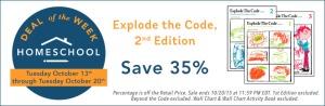 Discounts Explode Code